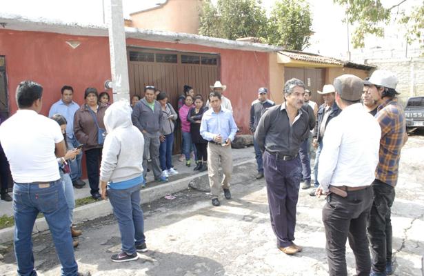 Vecinos de Erongaricuaro denuncian agresiones y piden recuento de votos