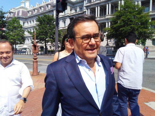 """Negociación México-EEUU para TLCAN se encuentra en """"las últimas horas"""""""