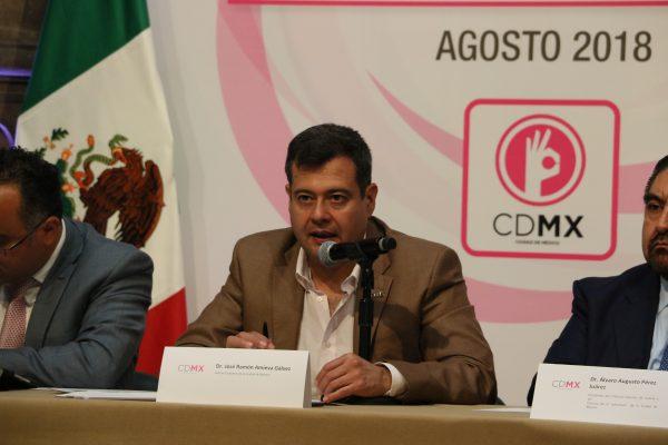 Con aplicación digital acotaran a de DRO: afirma Amieva Gálvez