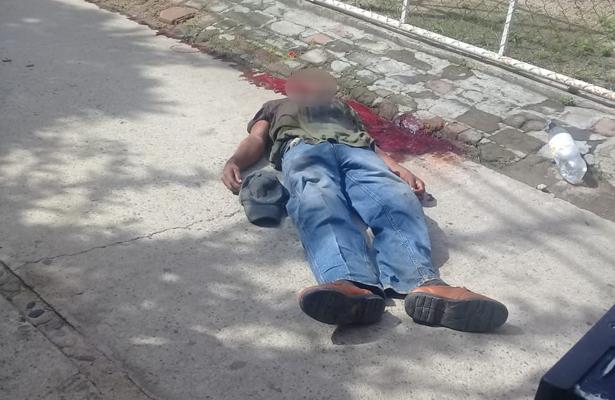 Asesinan a balazos a joven en Oaxaca