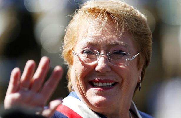 ONU aprueba a Bachelet como alta comisionada para derechos humanos