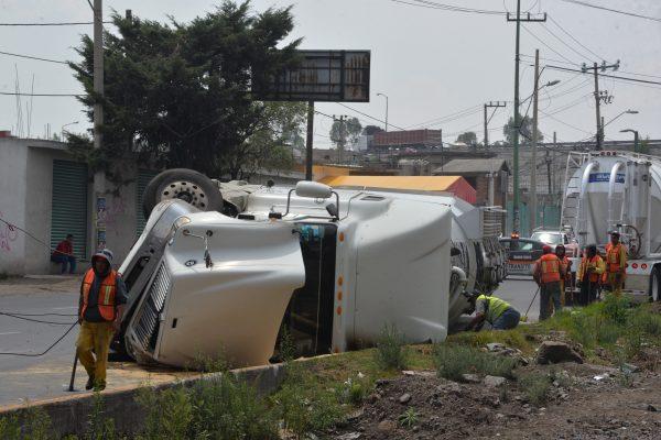 """Instalan """"Operativo Blindaje""""  en la CDMX por accidentes"""