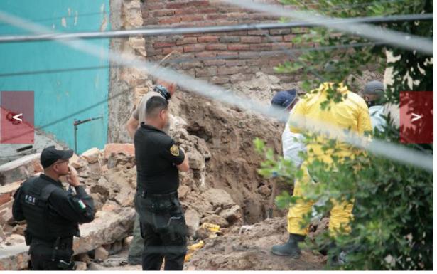 Localizan 10 cadáveres en fosa clandestina de Guadalajara