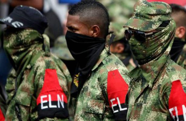 ELN anuncia que liberará a secuestrados en Colombia