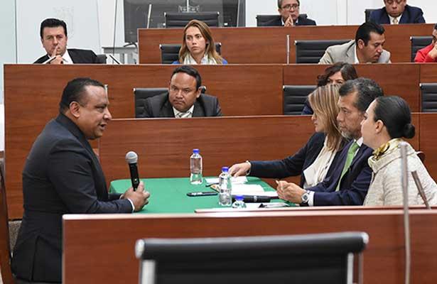 Anuncia Procurador depuración en PGJE de Tlaxcala