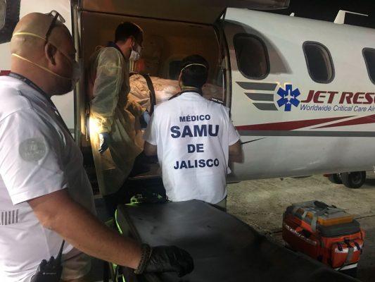 Evacuan avión de Volaris en aeropuerto de Guadalajara