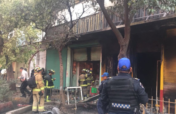 Incendio deja tres muertos en la Merced