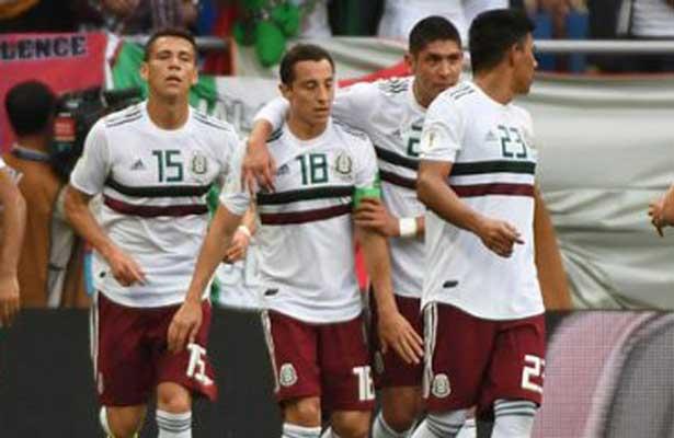 Cae México en el ranking de la FIFA