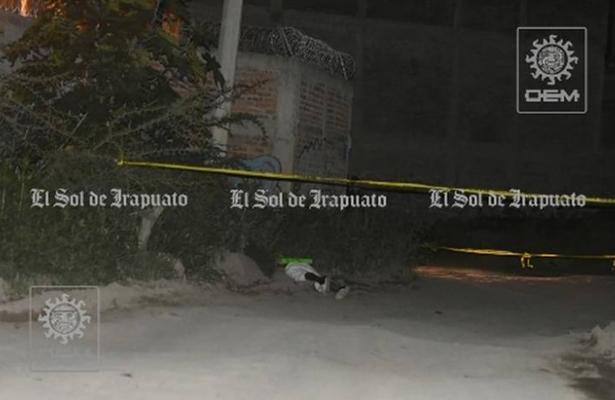 Matan a hombre en Guanajuato