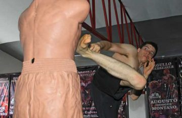 Artes marciales mixtas: fuerza, mentalidad y disciplina