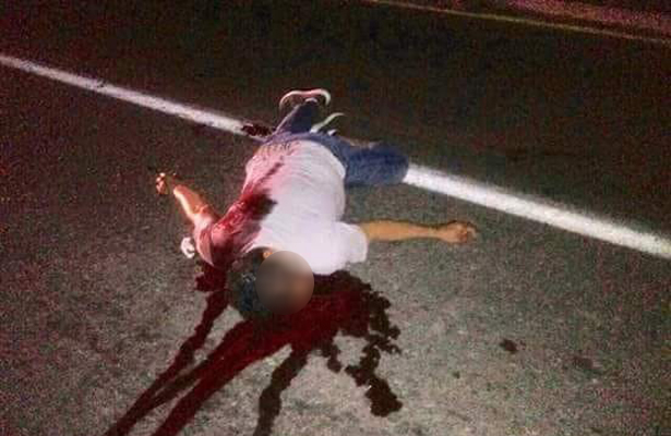 Lo asesinaron tras fuerte persecución, en Oaxaca