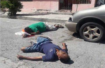 Matan a mecánicos en Tamaulipas