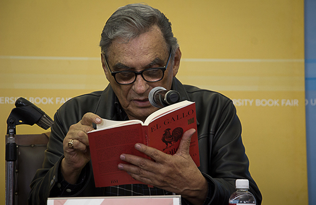 Manuel Ojeda evoca la obra de Juan Rulfo en la FUL de Hidalgo