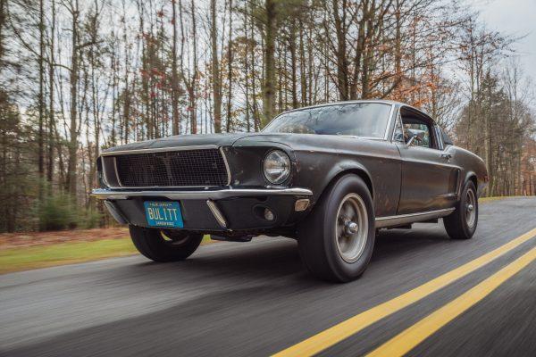Mustang celebra sus 10 millones de vehículos producidos