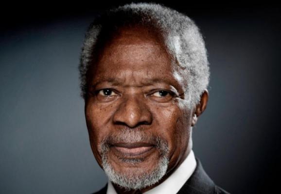Muere Kofi Annan, premio Nobel de la Paz y ex secretario de la ONU