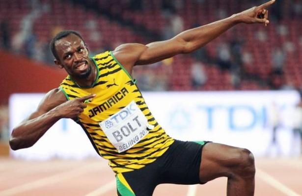 Usain Bolt, cumple su sueño de ser futbolista