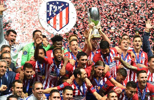 La FIFA multa al Atlético de Madrid