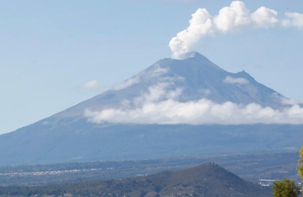 Sensores del Popocatépetl detectaron sismo en Perú