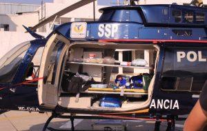 Cóndor ambulancia