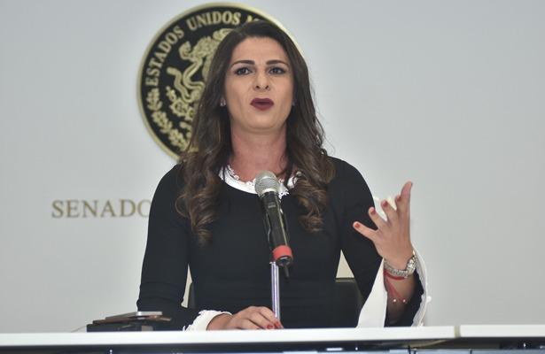 Ana Guevara promete trabajo y honestidad al frente de CONADE