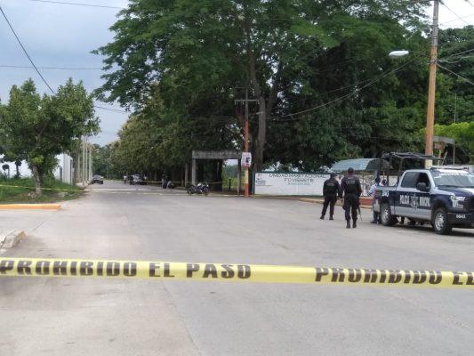 Matan a motociclista en Tuxtepec