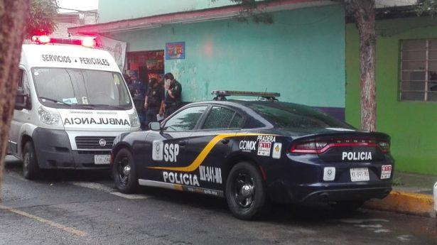 Asesinan a hombre al interior de una tienda en la GAM