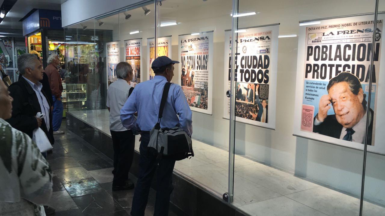 Expo La Prensa 90