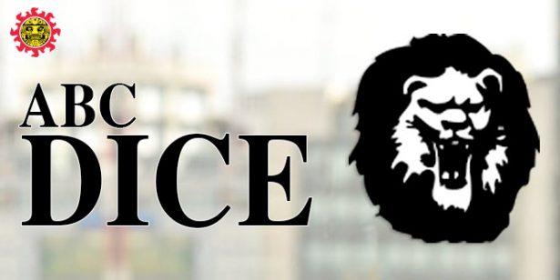 ABCDice / Grilla guerrero