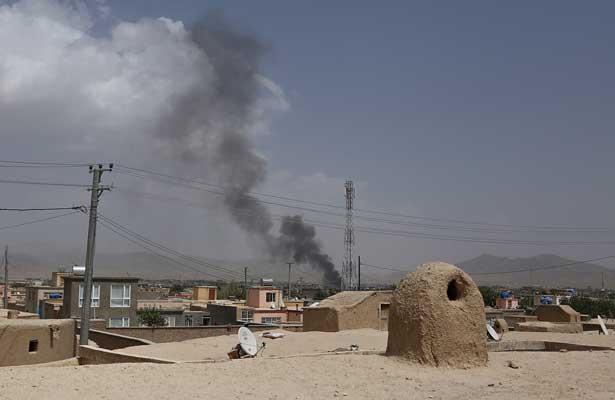 Mueren más de 140 talibanes tras bombardeo de E.U