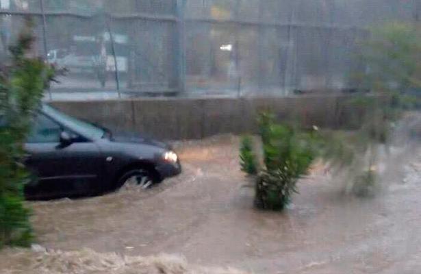 Coordina acciones Edoméx por afectaciones por lluvia en el valle de México
