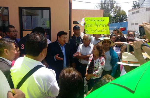 Fiscalía no puede decomisar cohetes de Tultepec: Alcalde