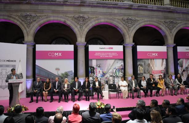 """Alerta roja en la CDMX por la detención del """"Betito"""": Amieva"""