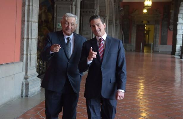Fiscalía anticorrupción y electoral los temas PEÑA –AMLO