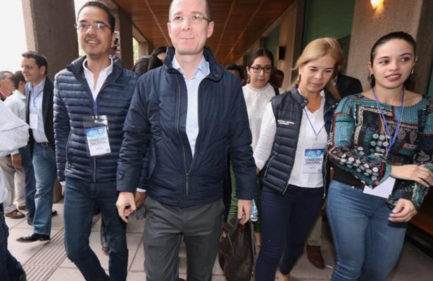 Anaya no descarta un encuentro con López Obrador