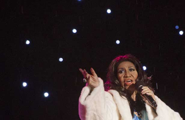 Fallece Aretha Franklin a los 76 años de edad