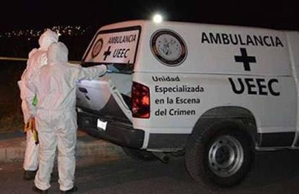 Asesinato a domicilio, en Uruapan
