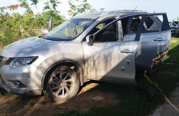 Balacera en Acapulco deja tres civiles muertos