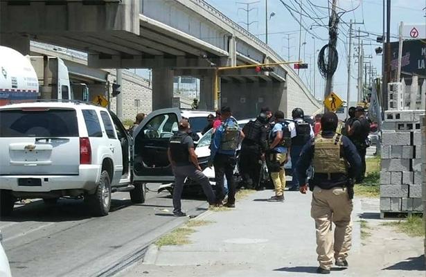 Balacera en Reynosa deja un par de civiles muertos