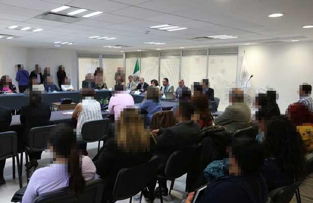 Capacita PGR a ministeriales en materia de desaparición forzada