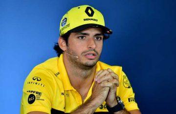 Correrá Carlos Sainz con McLaren el próximo año