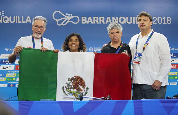¡México campeón!