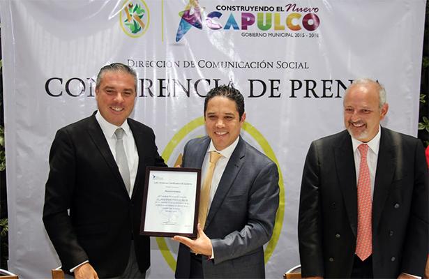 Mantiene gobierno de Guerrero Certificación de Calidad bajo la norma ISO 9001:2015