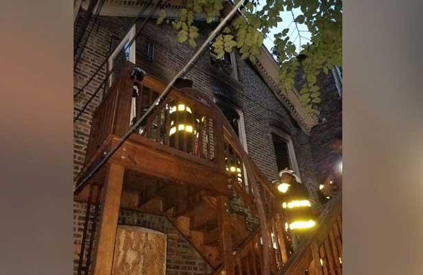 Incendio en Chicago acaba con la vida de ocho personas