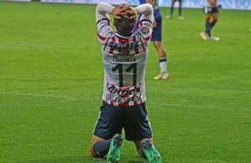 Chivas va por su primer triunfo