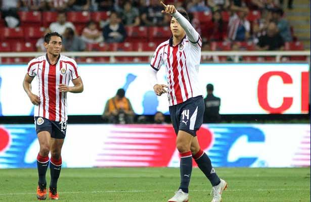 Chivas volvió a ganar en casa después de 10 meses