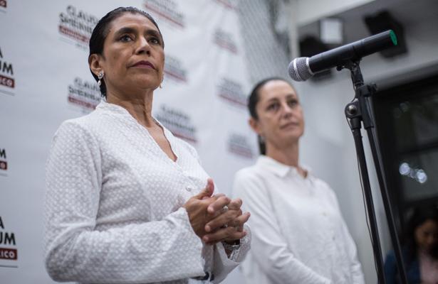 Nombran a Oliva López como próxima secretaria de Salud