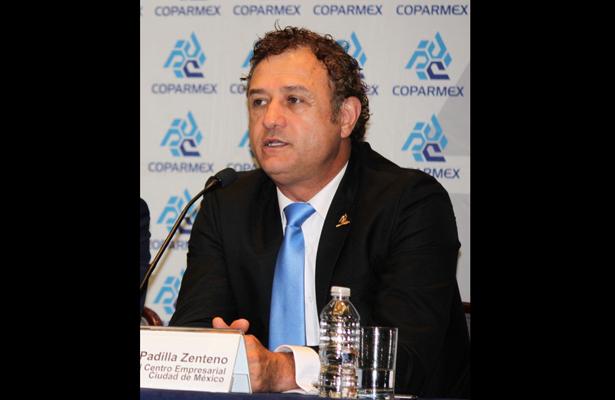 Llama Coparmex CDMX trabajar para disminuir brecha de desigualdad