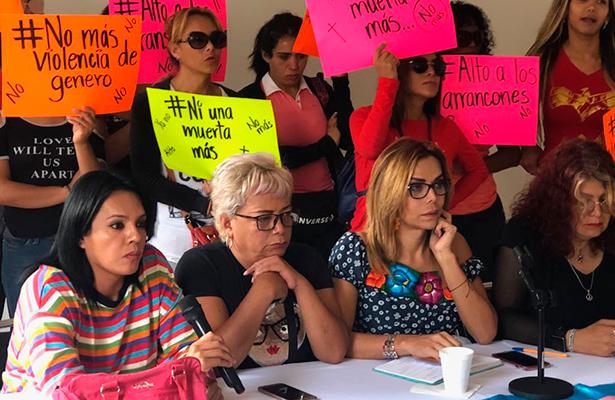 Denuncian trans víctimas de ataque de motociclistas transfóbicos