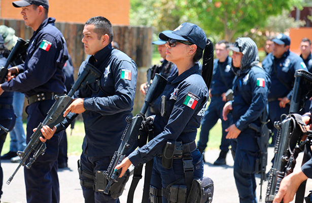 Agente de la Policía Estatal de Sinaloa destaca a nivel internacional