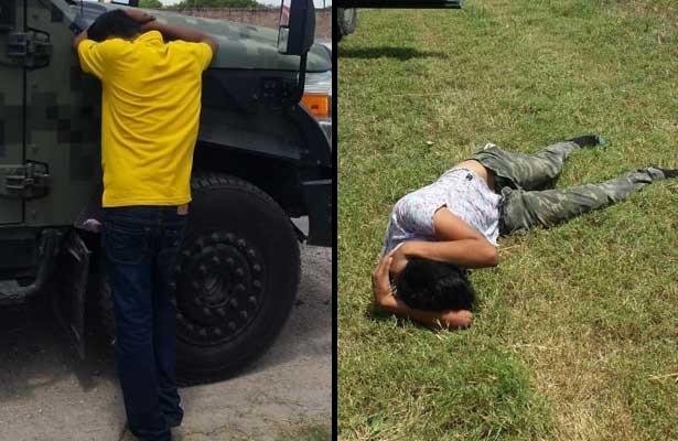 Detienen a dos menores por intento se secuestro en Reynosa